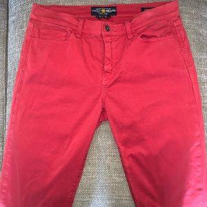 EUC Lucky Brand Sofia Capri Pants Size 32.